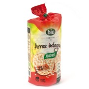 Gallette di riso integrale BIO 100g