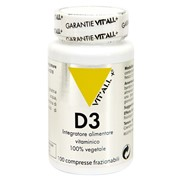 Vitamina D3 vegetale cpr 34g